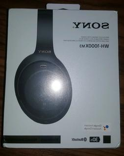 Sony - WH-1000XM3 Wireless Noise Canceling Over-the-Ear Head