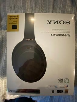 Sony WH-1000XM4 Over the Ear Noise Cancelling Wireless Headp