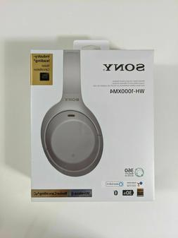 Sony - WH-1000XM4 Wireless Noise-Cancelling Over-the-Ear Hea