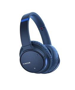 wh ch700n wireless noise canceling headphones blue
