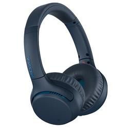 Sony WH-XB700 Wireless On-Ear Extra Bass Headphones with Mic