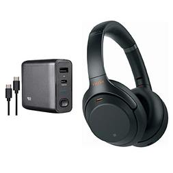Sony WH1000XM3 Wireless Noise Canceling Over Ear Headphones,