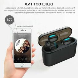 Wireless Bluetooth 5.0 Earbuds Headphones for Apple Airpods