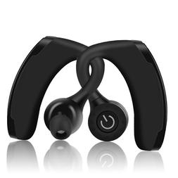 Wireless Bluetooth 5.0 Earbuds w/ Mic Bass Twins Stereo Head