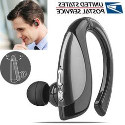 Wireless Bluetooth Earphone Headset Earpiece with Mic for IO