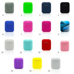 Wireless Bluetooth Headphone Box Case Cover Earbuds For Appl