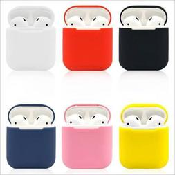 Wireless Bluetooth Headphone Case Cover Earbuds For Apple iP