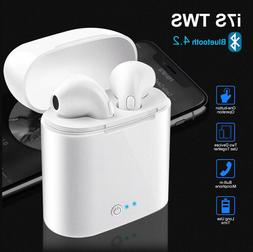 Wireless Bluetooth Headphones Earbuds Earphones for iPhone i