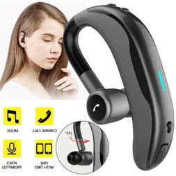 Wireless Bluetooth Headset Headphone Earbuds with Mic for Sa