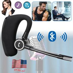 Wireless Bluetooth Headset Headphone with Mic For Samsung S1