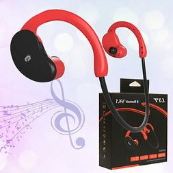 wireless bluetooth headset sport headphone earphone