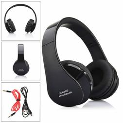Wireless Bluetooth Headset Stereo Headphone For All SmartPho