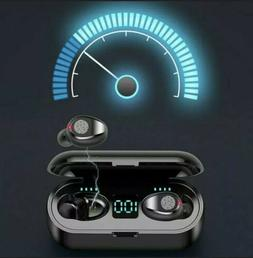 Wireless Earbuds True F9 Bluetooth 5.0 Touch Headphones with
