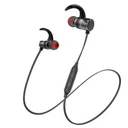 Wireless Headphone Ear Hook Sports Cordless Magnetic Functio