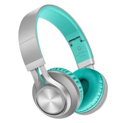 Picun Wireless Headphones 18 Hrs Battery, Romantic LED Breat