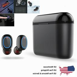 Wireless Headphones Earbuds with Noise Cancelling Waterproof