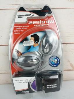 Wireless Headphones GGE417W, for use w/ Game Boy Advance SP