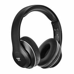 TaoTronics Wireless Headset with Dual 40mm Drivers Over E 15