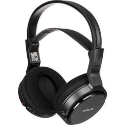 Sony Wireless RF Headphones