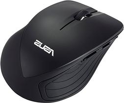Asus WT465 BLACK Wireless Optical Mouse 1000/1600 DPI